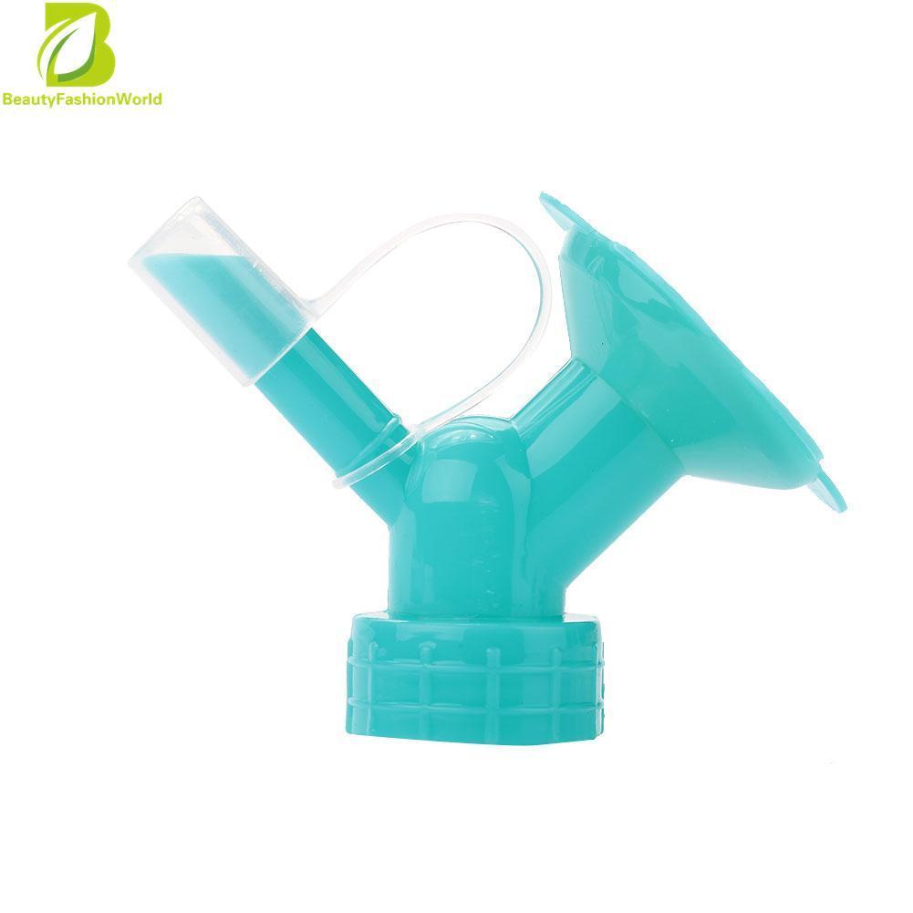 Beautyfashionworld Tanaman Bunga Taman Penyemprot Tanaman Shower Kepala untuk 2.7 CM Diameter Botol-Intl