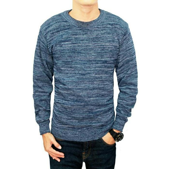 Sweater Pria Lengkap Termodis Lazada Co Id