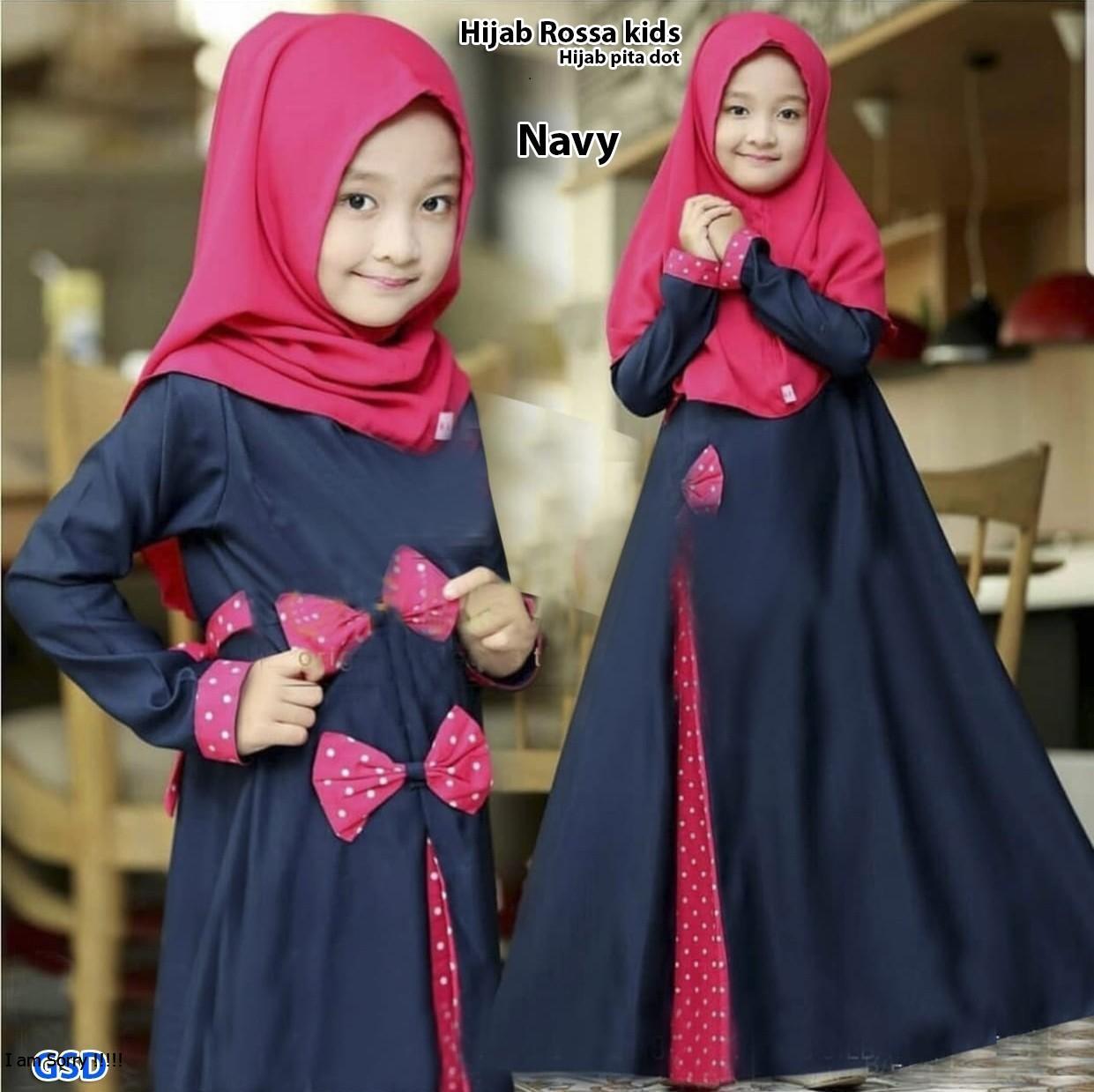 NCR-Baju Anak Cewek  Baju Muslim Anak Cewek  Baju Maxi Anak  Baju 6f362ad6d8