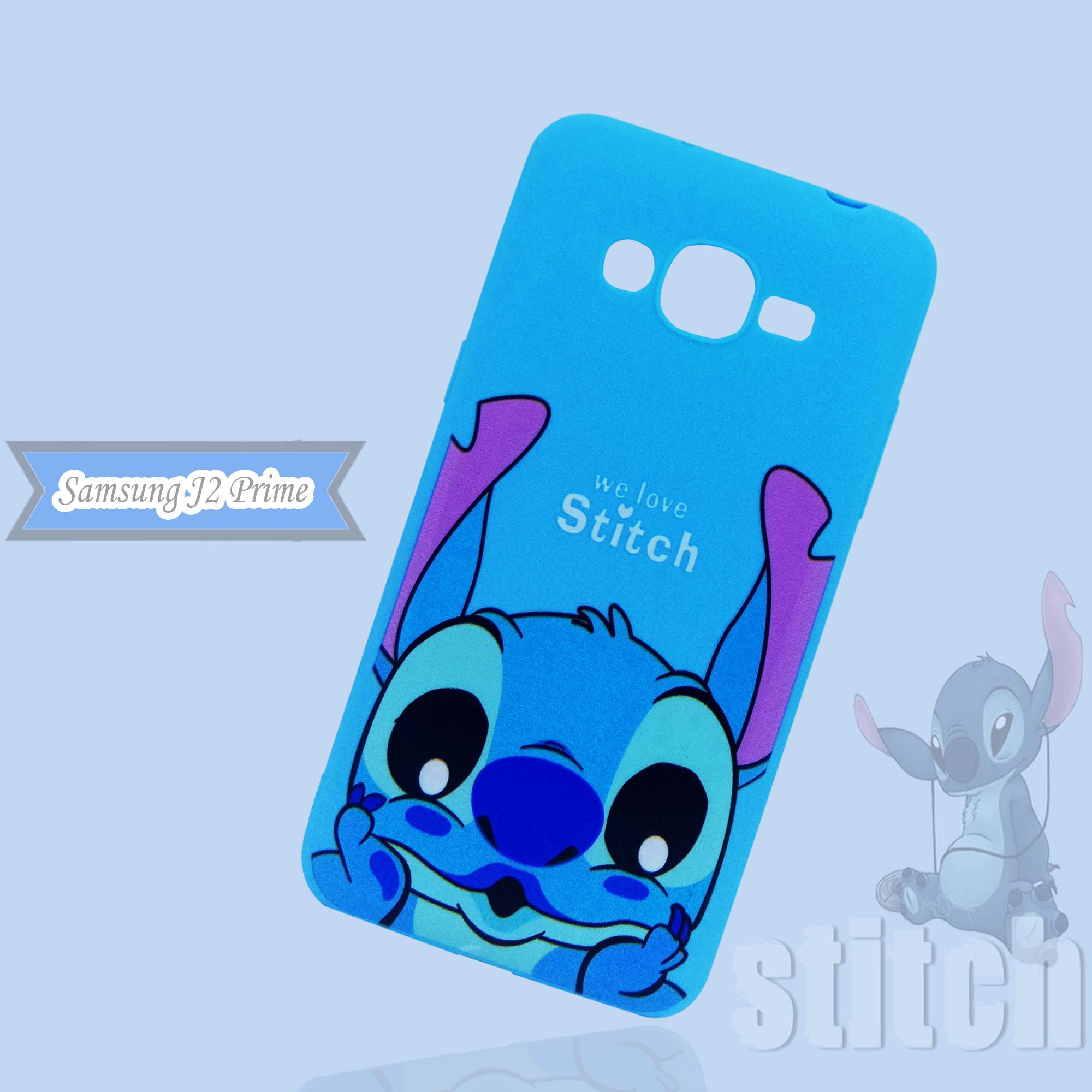 Softcase Fashion Stitch Phone Case New Samsung Galaxy J2 Prime