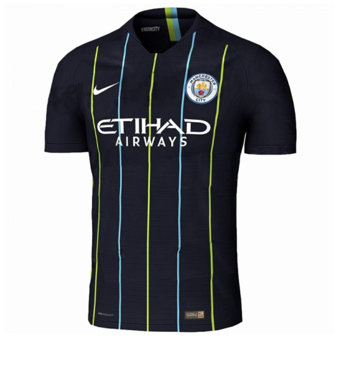 TACs Jersey Bola Manchester city away 2018/2019
