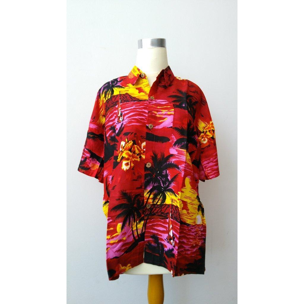 Baju Kemeja Hawaii XXXL 21
