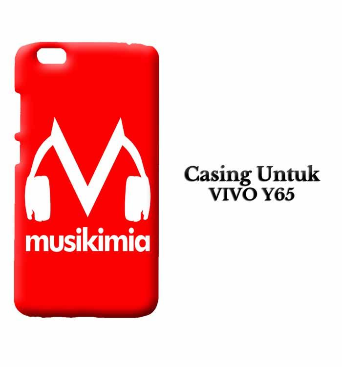 Casing Vivo Y65 musikimia 2 fix Custom Hard Case Cover