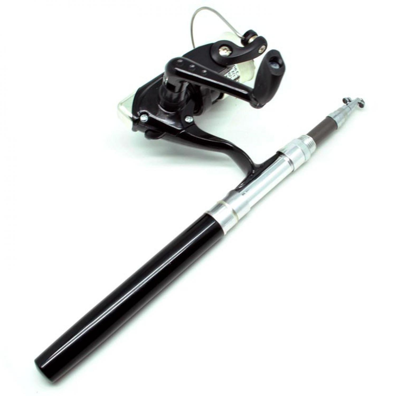 Paket Komplit Pancing Pena Mini Portable 1.35M