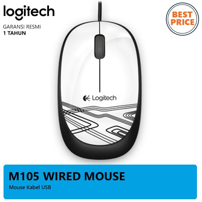 Rp 56.000. LOGITECH M105 Mouse ...