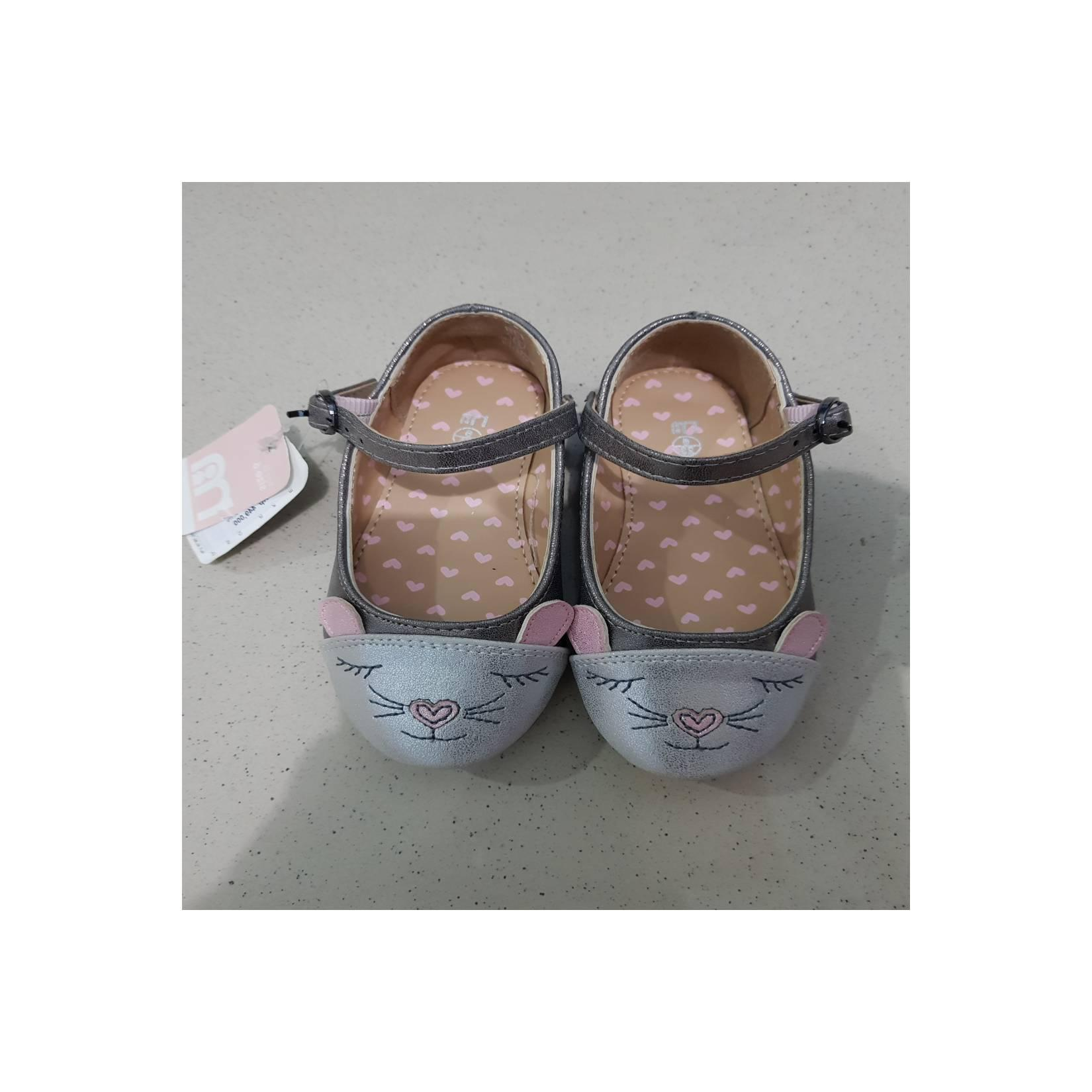 Sepatu mothercare girl cat original size 6