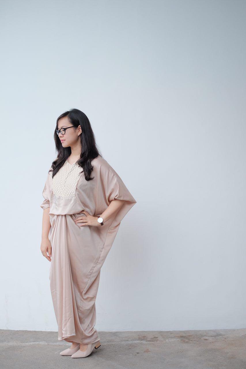 Kaftan Menyusui bisa untuk ibu hamil