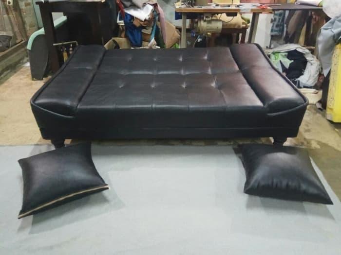 Promo   Sofa bed minimalis modern free ongkir, Jabotabek   Original