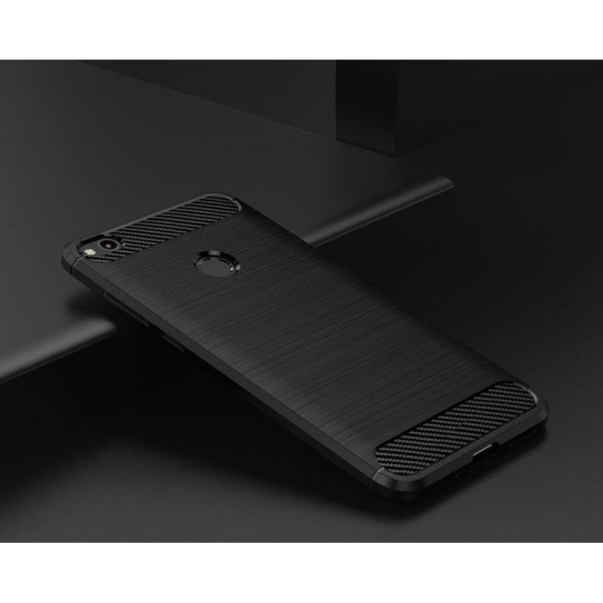 Kenzoe Ipaky shockproof hHybrid Back Case for Xiaomi Redmi 4x - Black