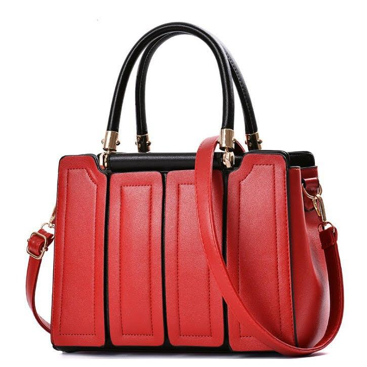 Tas Cantik Branded High Quality Pu Leather Kualitas Impor With ... 6d58f27a4c