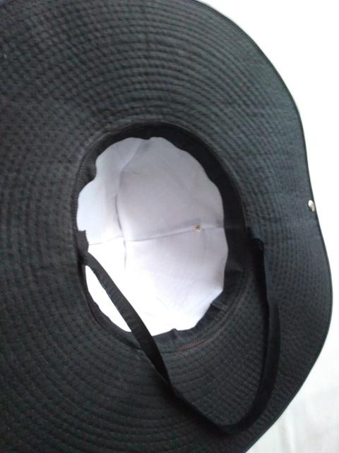 Topi sombrero hitam keren murah bandung