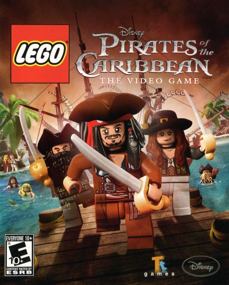 LEGO Pirates of the Caribbean The Video Game full Game PC (PC GAMES/DVD GAME PC)