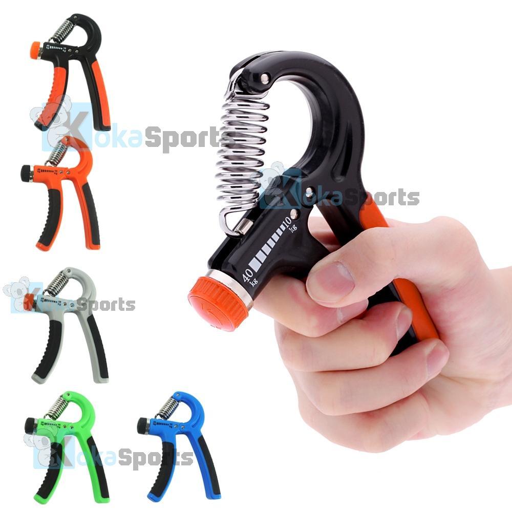 Kokasports Cima Hand Grip Alat Fitness Melatih Kekuatan Telapak Tangan Random By Kokasports.