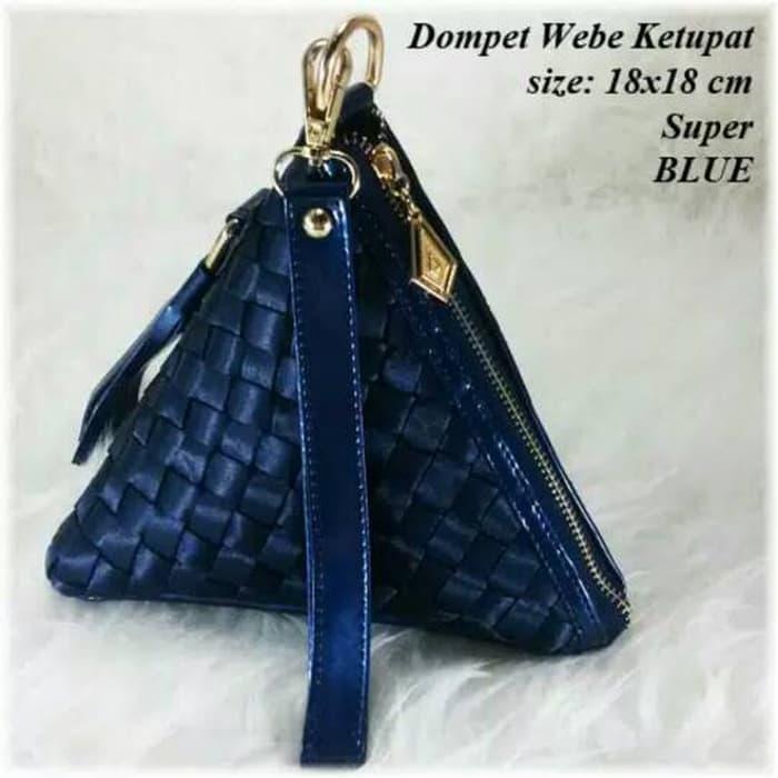 TERLARIS Dompet Webe Ketupat / Dompet Wanita / Tas Fashion Import - xMezFoYq