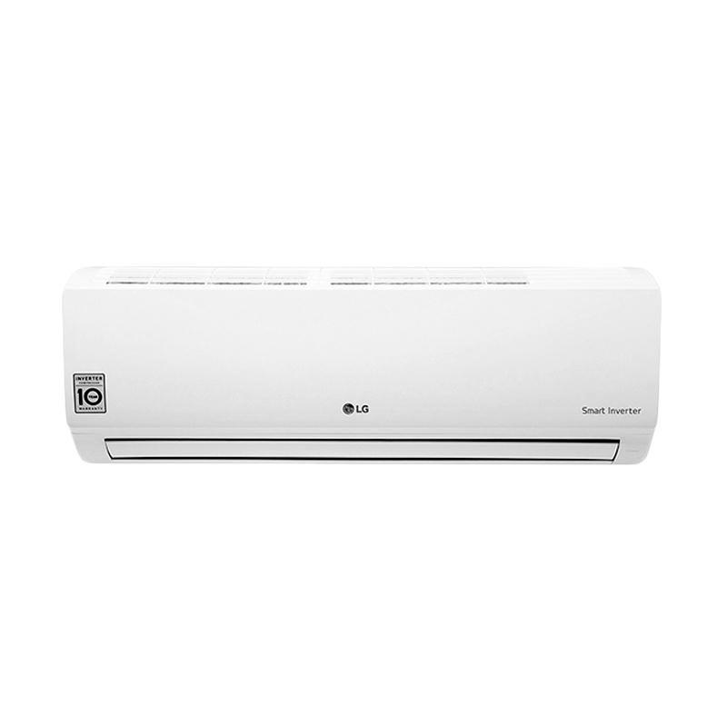 LG T06EV3 Air Conditioner Inverter AC Split 1/2 PK FREE ONGKIR JADETABEK
