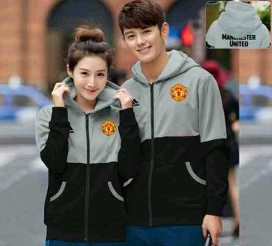 Queenshop Couple Jaket MU / Hoddie Couple / Sweater Couple / Baju Couple / Pakaian Wanita Pria