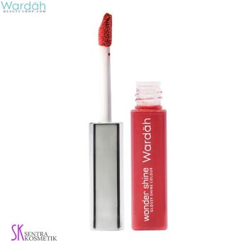 Shock Price Wardah Wonder Shine 01 - Cinnamon Red best price - Hanya  Rp23.519 f186f4ff57