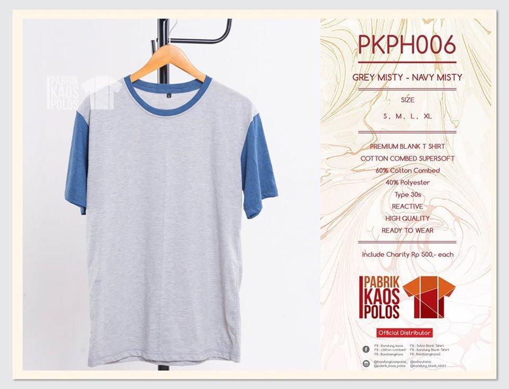 JUAL murah kaos polos pecah pola bahan cotton combed 30s READY STOCK di lapak Pabrik Kaos Polos bandungblanktshirt