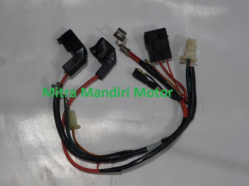 MMS Kabel Body Bagian Aki For Honda Supra Fit New