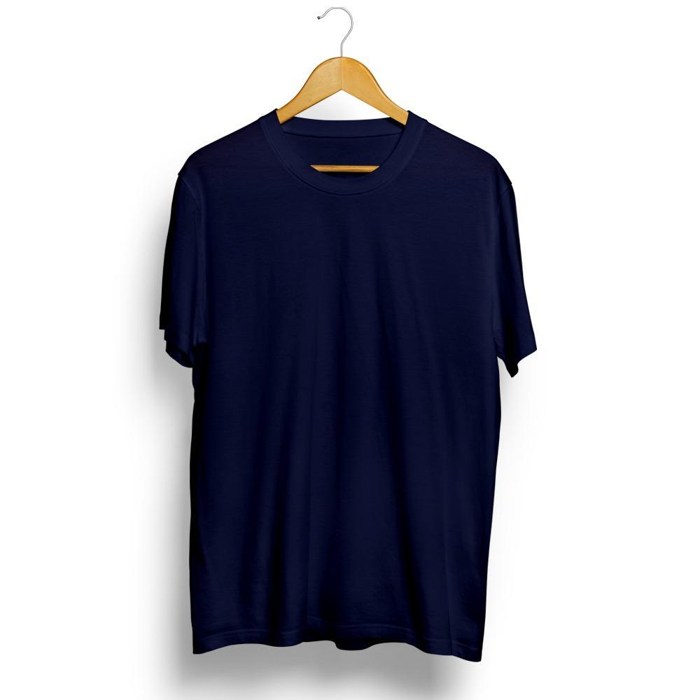 Pakaian Pria Lgs Slim Fit Kaos Logo Biru M T Shirt
