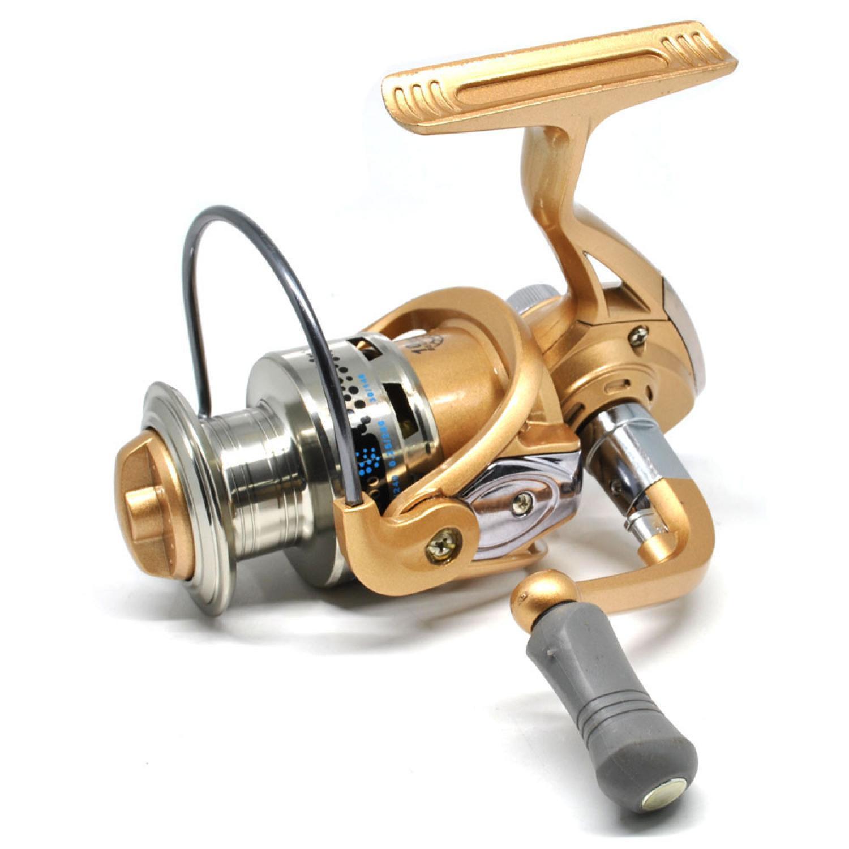 Fanshun Gulungan Pancing FB4000 Fishing Spinning Reel 10 Ball Bearing