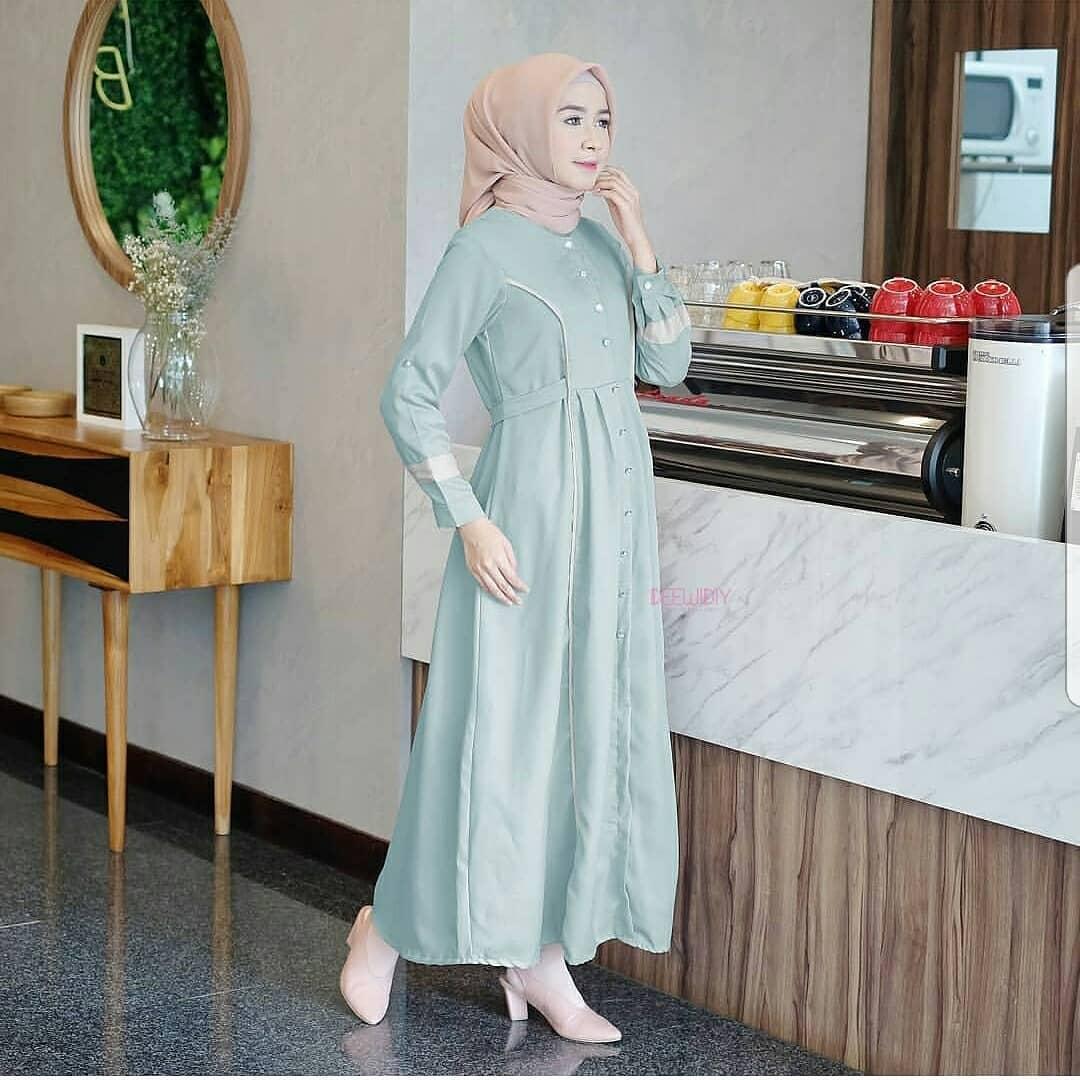 Sofie Maxi // Baju Gamis // Dress Wanita