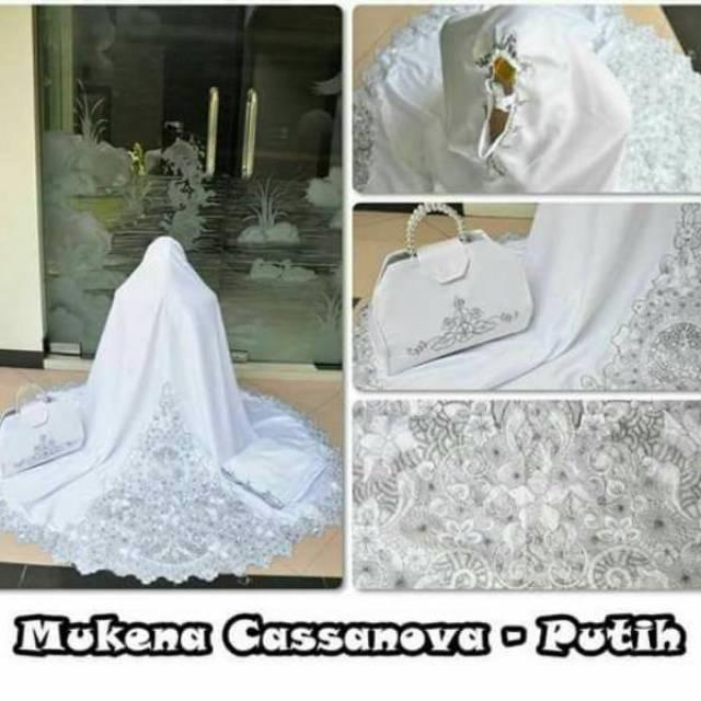 mukena border casanova ()