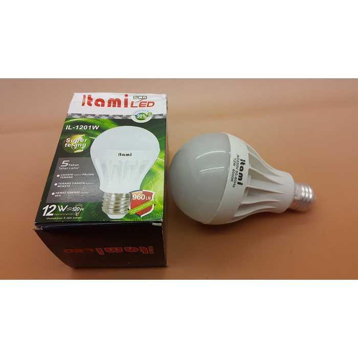 Promo Lampu LED Merk ITAMI dari KAWACHI Murah BERKUALITAS
