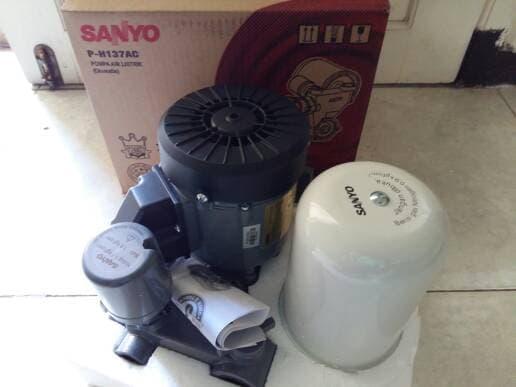 Pompa Air Sanyo Otomatis P-H137AC