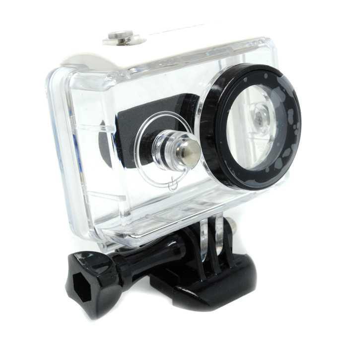 Underwater Waterproof Anti Blur Case for Xiaomi Yi Sports Camera (OEM) Camera Casing Housing
