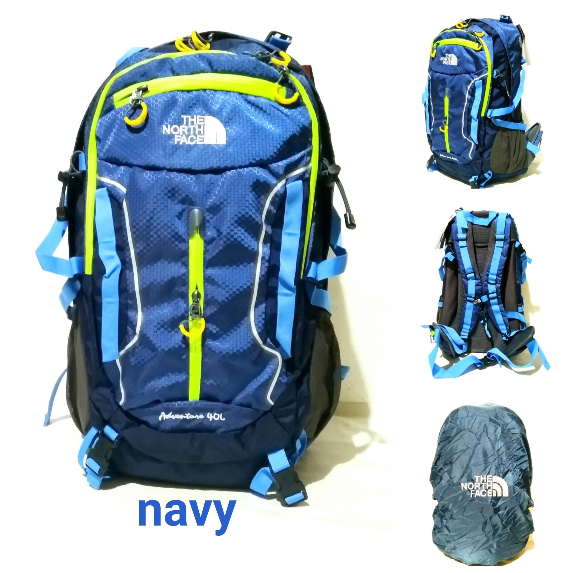 TAS GUNUNG SEMI CARRIER THE NORTH FACE TNF ADVENTURE 40 LITER IMPORT 393f956851