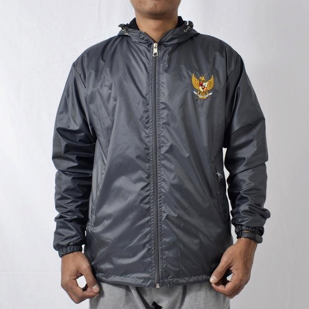 Bolalicious - Jaket Parasut Garuda - Jaket Timnas Indonesia - Jaket Olahraga