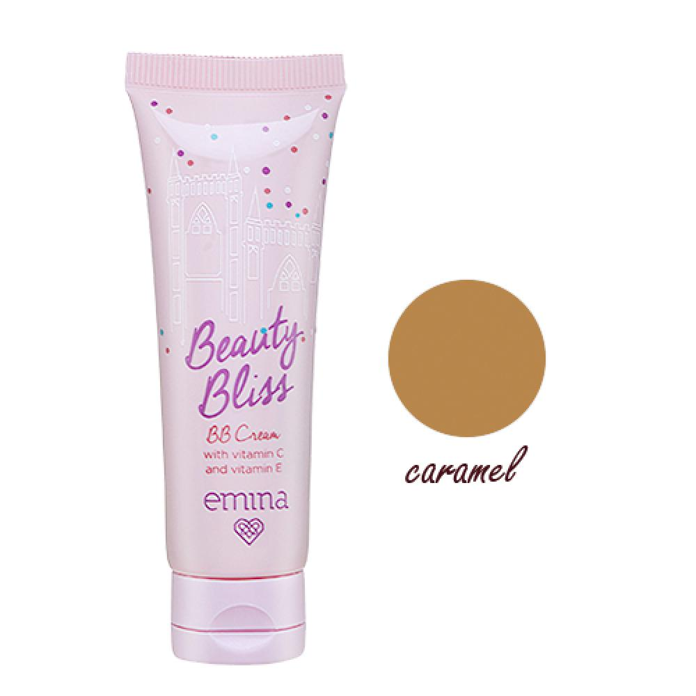 Emina Beauty Bliss BB Cream Caramel 20Ml