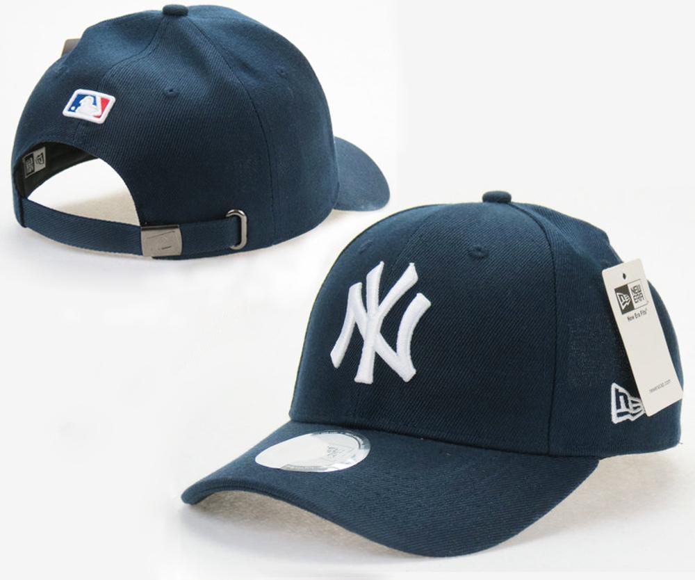 Topi caps NY new york yankees navy di lapak topi caps bandung topicapsbandung