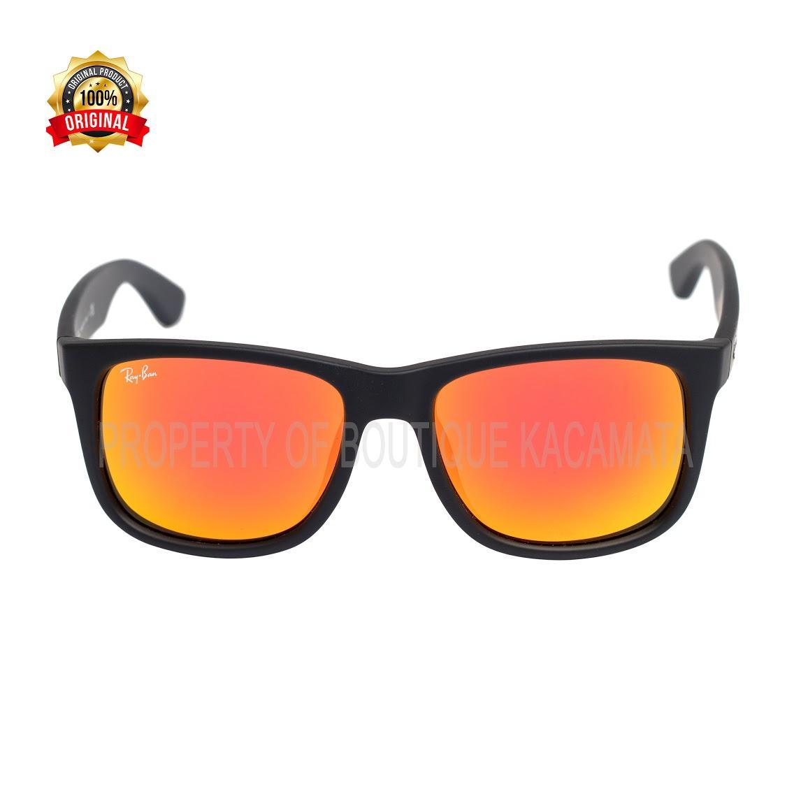 Kacamata Rayban Original Justin 4165F-622/6Q