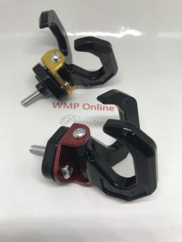 Cheapest Price Gantungan Barang Double Model Robot Universal Merah CNC WMP-0117 sale - Hanya Rp24.894