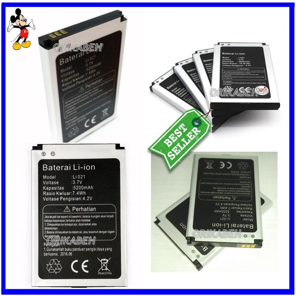 Jual Modem Bolt Terbaru Orion Unlock Baterai Batterai Batre Li021 Battery Original Kapasitas 5000mah Orikabeh