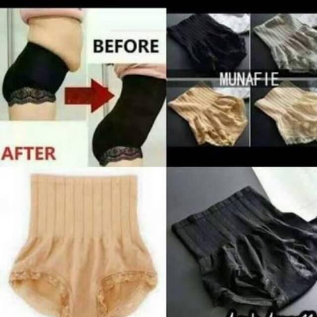 Korset Celana Munafie Original   Munafie Slimming Pant   Korset Pengecil  Perut M02 75175754bc