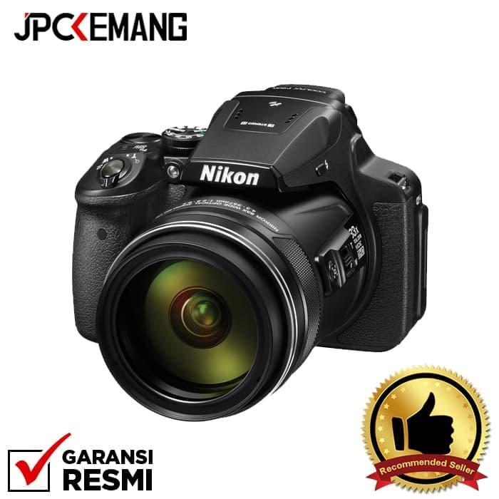 Nikon Coolpix P900 jpckemang GARANSI RESMI