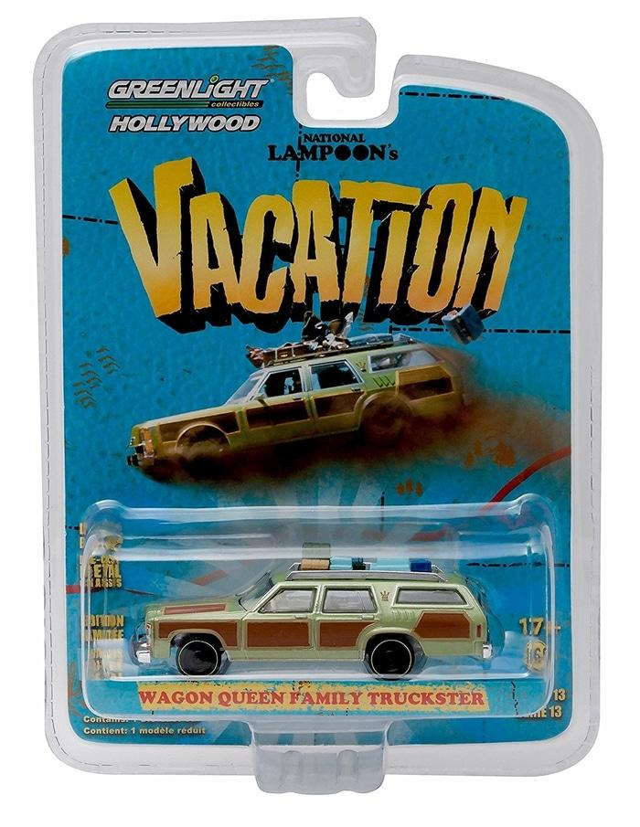 HOT SPESIAL!!! Greenlight Hollywood Vacation Wagon Queen Family Truckster - hEGREL