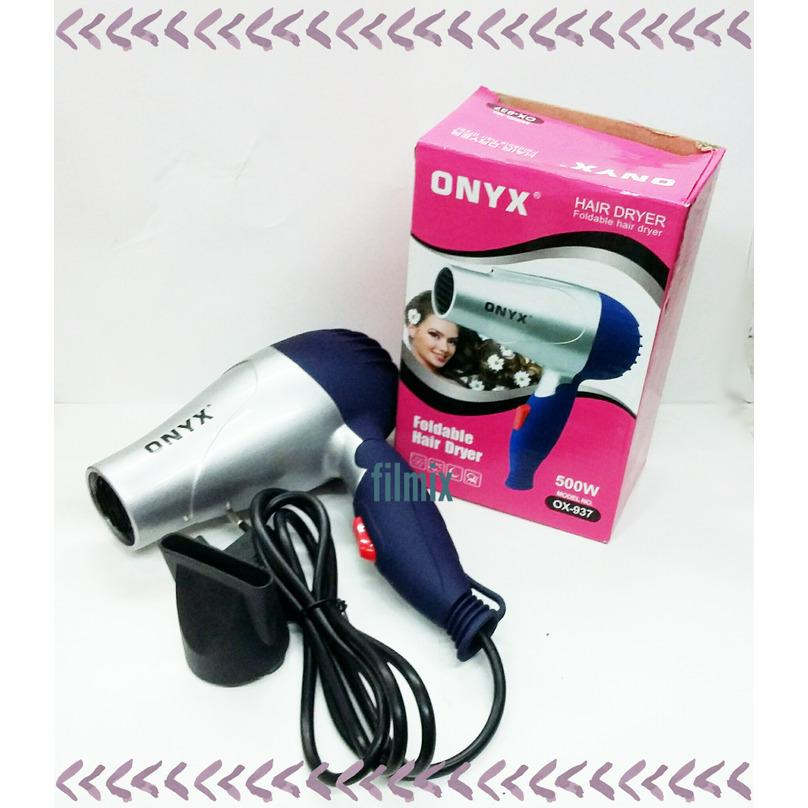 Hair dryer nova 937 merk ONYX OX 937 hair dryer murah SJ0472