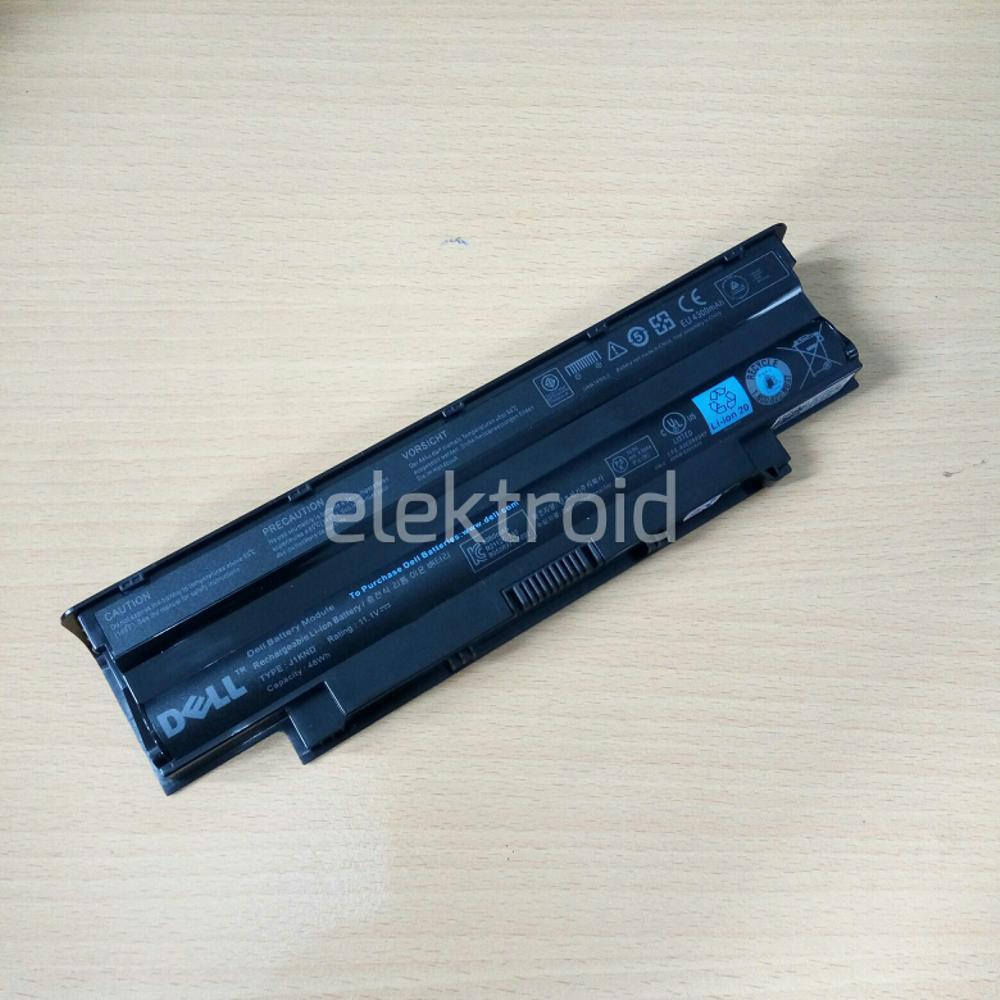 Baterai DELL Inspiron Original 13R, 14R, 15R, 17R, M501, M5010, M5030, N3010, N4010, N4050, N4110,