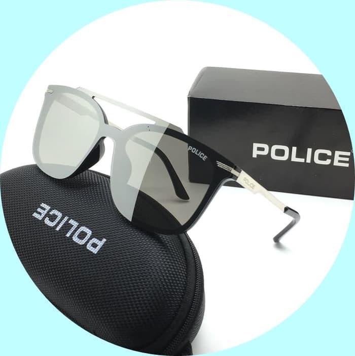 rosiran Kacamata   Sunglass Pria Police T591143 Super Fullset 4f50432de7
