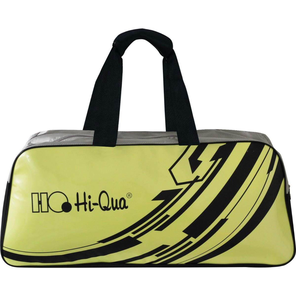 Tas Hi-Qua Fighter Olahraga/Gym/Travel/Bulutangkis Thermobag Square Multifungsi/Serbaguna