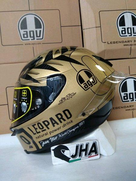 AGV Pista GPR Joan Mir World Champion - Limited Edition - Euro Fit - Made in Italy