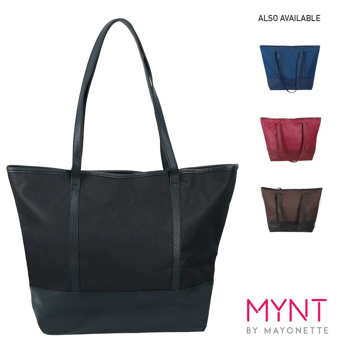 MYNT by Mayonette Tas Wanita Korean Style Tas Bahu Canvas Totes Fashion Bag  - Komika Totes 9fea4bb67f