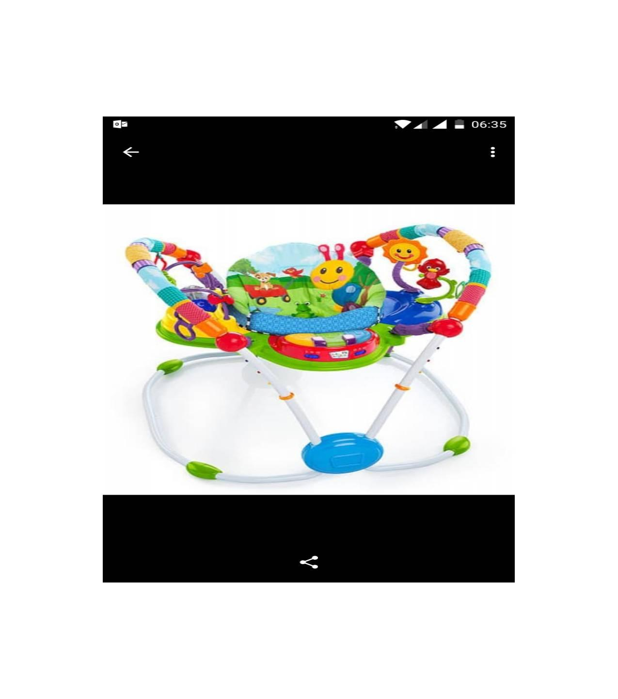 Sewa Baby Einstein Neighborhood Friends Activity Jumperoo