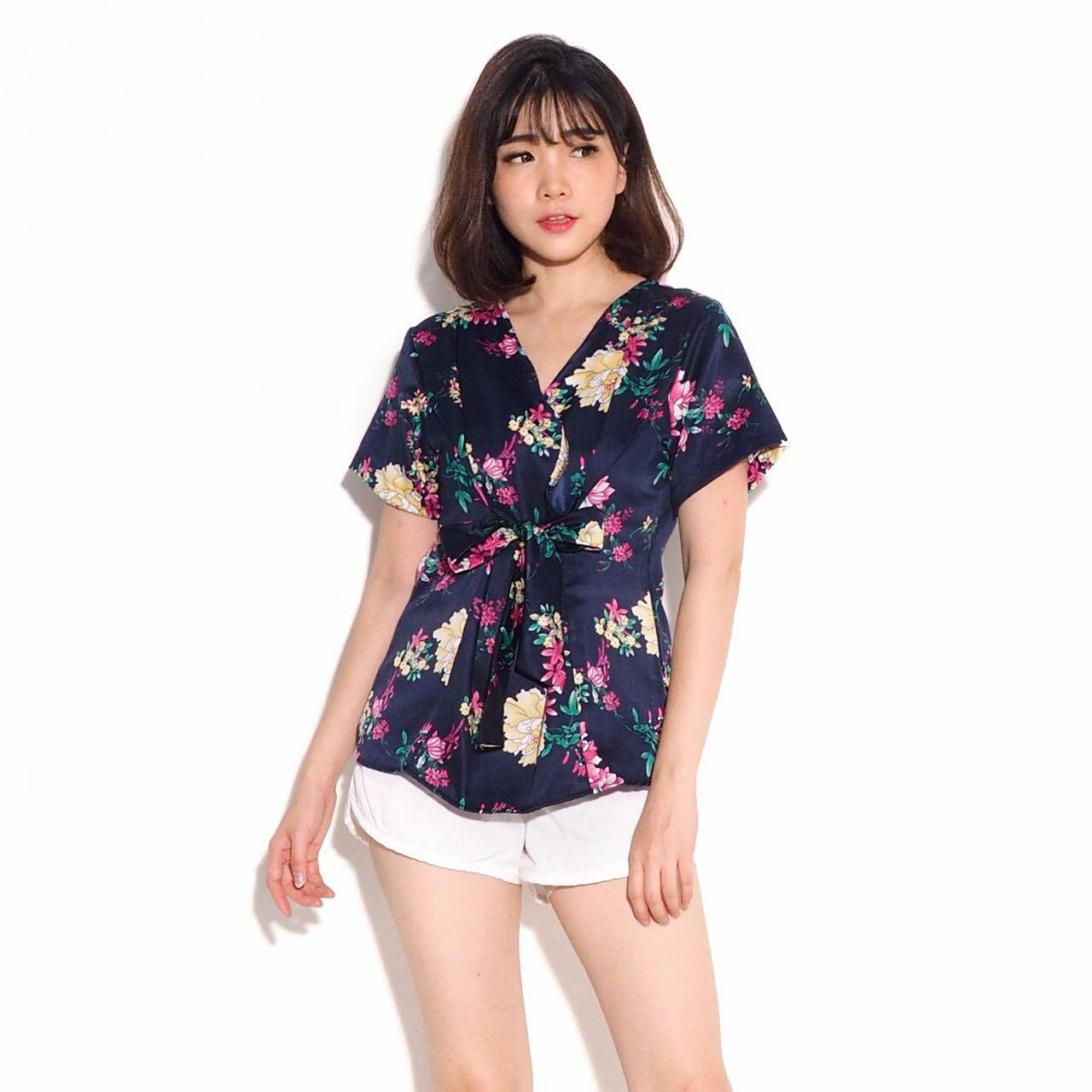 Liliana Baju Kemeja Wanita Fashion Terbaru