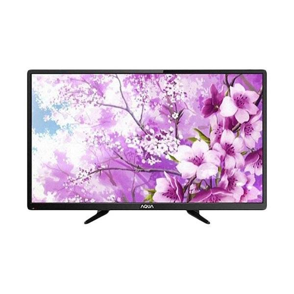 Aqua 32 Inch LED TV 32AQT6000T Hitam (Free Ongkir JAKARTA)