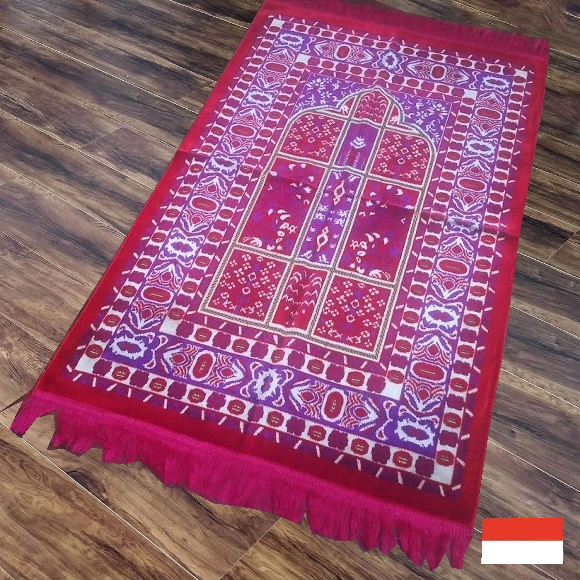 Harga Sajadah Elektronik Terbaru 2018 Pocket Prayer Mat Kompas Nurtex Turki Beludru Bulu Supersoft Normal 70 Cm X 110 Bunga Kotak
